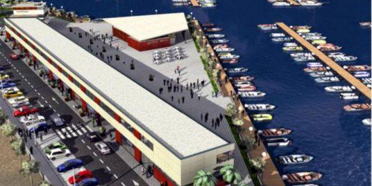 Torrevieja, Agence vente de bateaux dans la marina