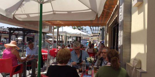 Torrevieja, Bar Restaurant Pizzeria avec terrasse
