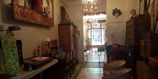 Valencia, Boutique de décoration avec atelier de confection