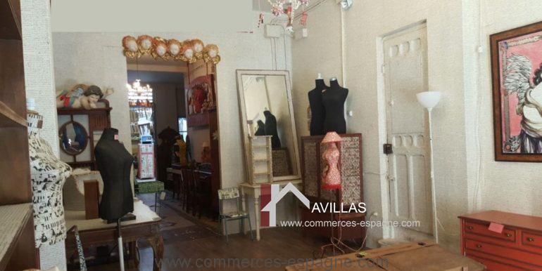 commerces-espagne.com COM 03260 SALLE APART