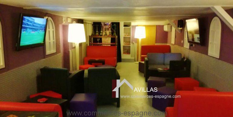 commerces-espagne.com COM 03261 SALLE sous soñ