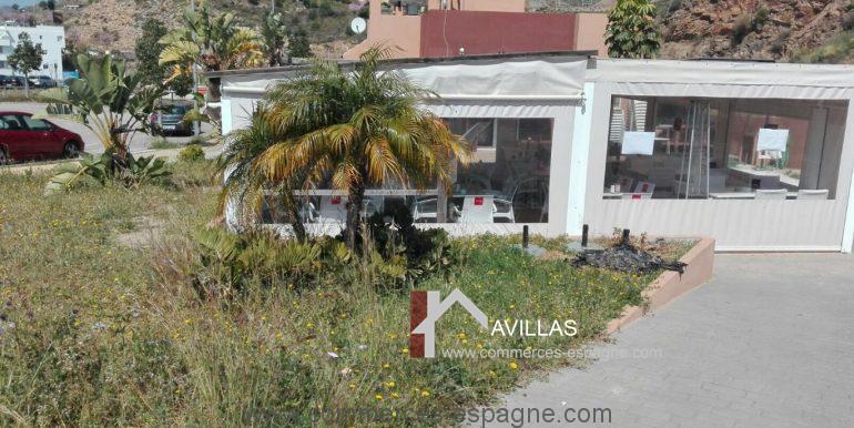 malaga-commerces-espagne-COM42045-vue sur terrasse