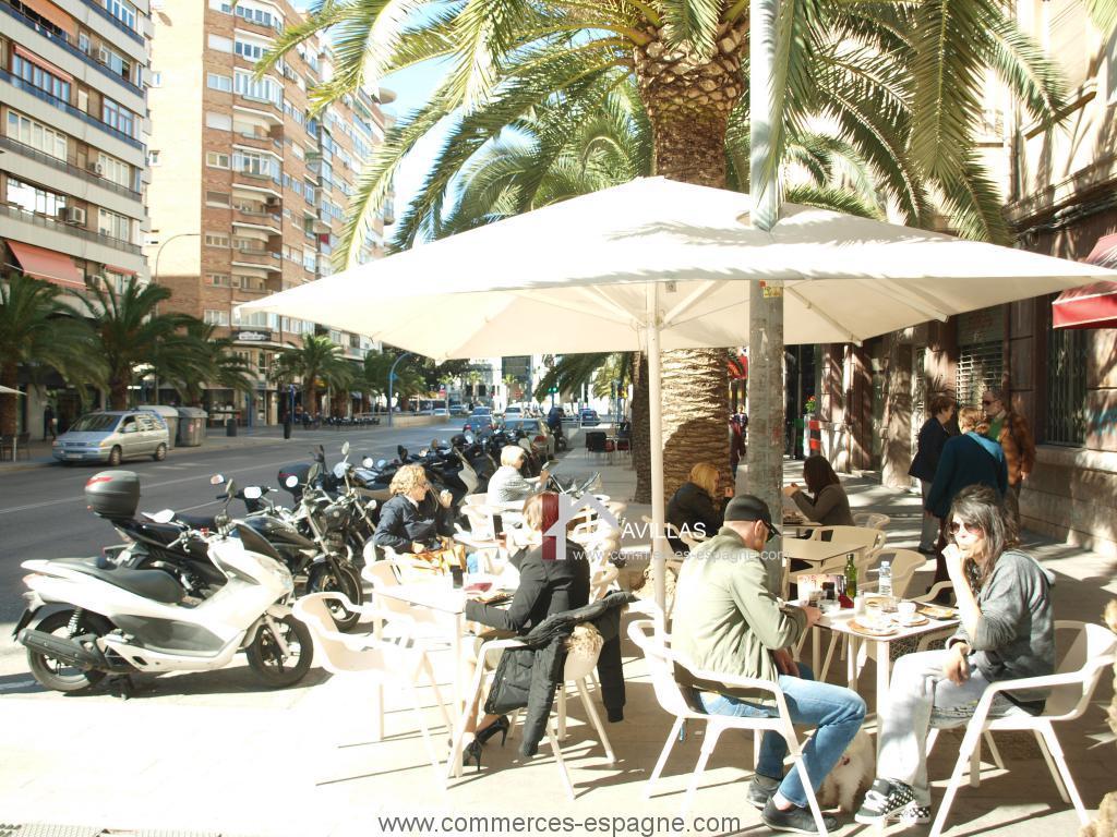 Alicante, Boulangerie, Pâtisserie, au centre ville