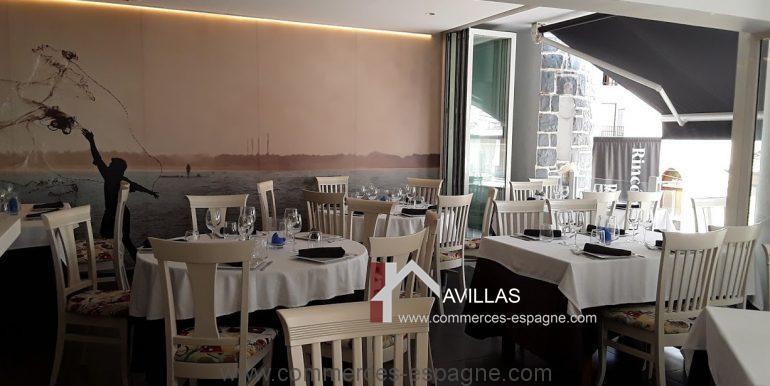 commerces-espagne-alicante-com28001 salle restaurant 2