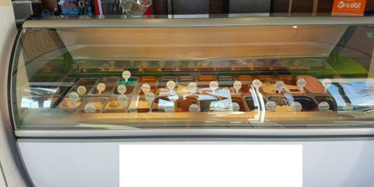 Dénia, Glacier, Snack, Pizzeria face port de plaisance