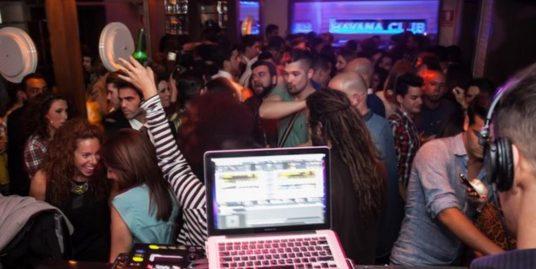 Malaga, Bar de nuit, Discothèque