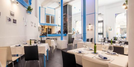 Malaga, restaurant traditionnel au Centre historique