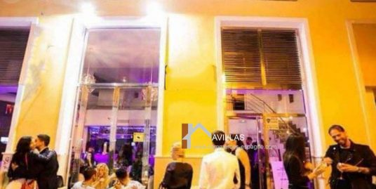 Malaga, Bar Cocktails Tapas avec terrasse
