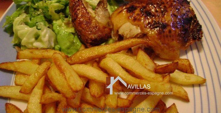 poulet-frites-albir-espagne-avillas-commerces-espagne-com01450