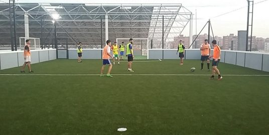 Malaga, Centre de football à 5