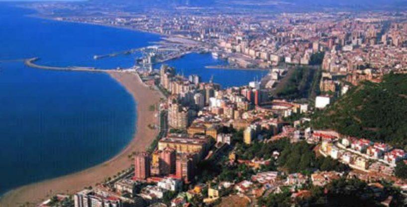 Malaga, Bar, Tapas rue piétonne