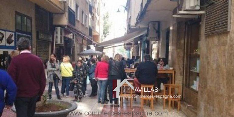 malaga-commerces-espagne-COM42058-rue piétonne