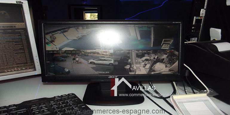 COM30001 camera ecran