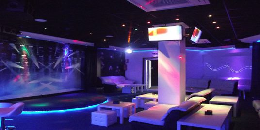 Alicante, Bar Pub karaoké, avec terrasse