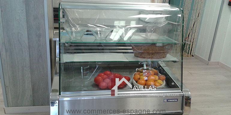 COM30002 frigo presentoir