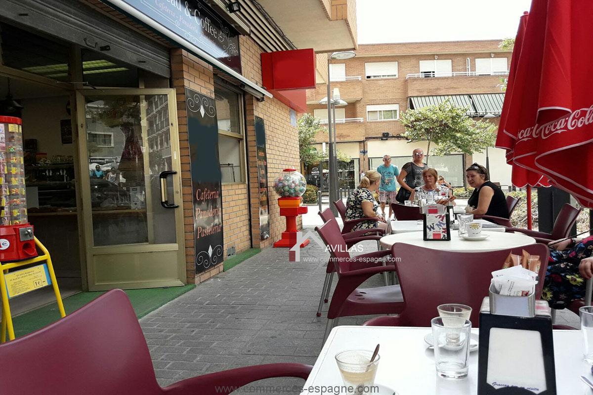 Alicante, Bar, Snack avec terrasse