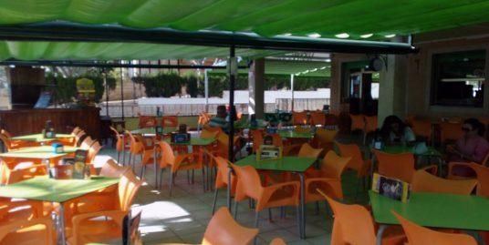 Alicante, bar, tapas, glacier à 200 m de la plage
