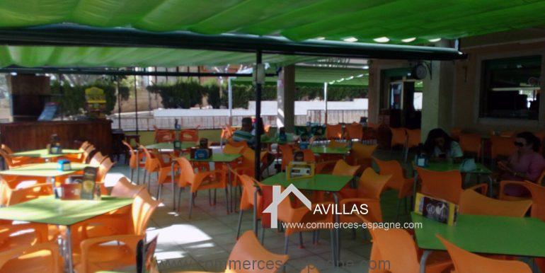 COM30005 terrasse principale-restaurant-glacier-avillas commerces espagne