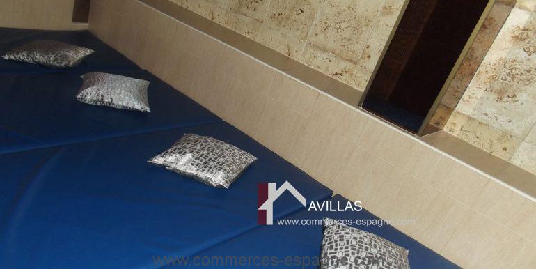 COM3003 chambre salle 2-alicante avillas commerces espagne