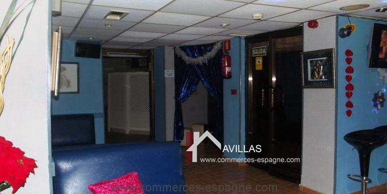 COM3003 salle 3-alicante avillas commerces espagne