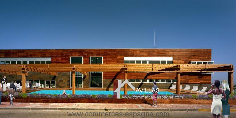 commerces-espagne.com com 03267 vue façade