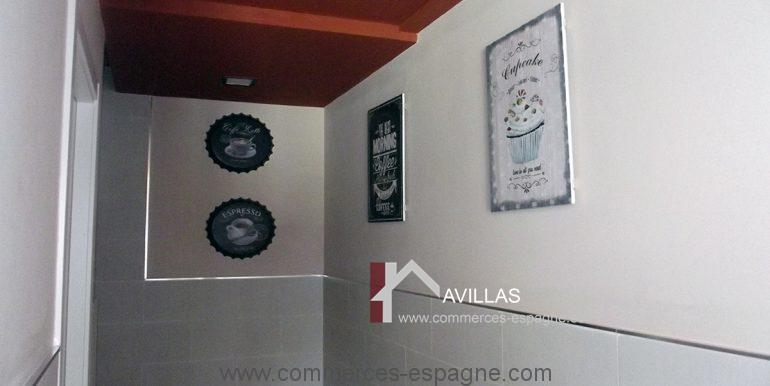 COM30004 decoration salle 5 - -avillas commerces espagne alicante