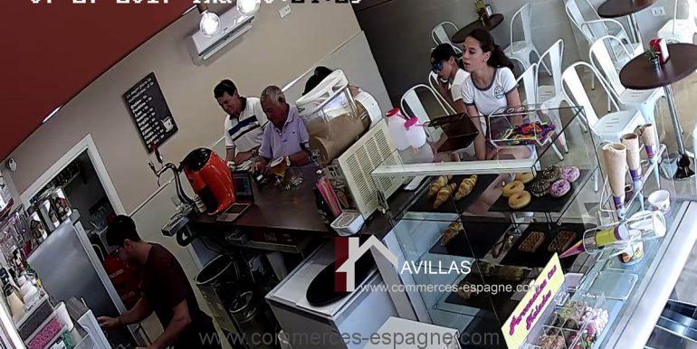 COM30004 salle cafeteria 1 -avillas commerces espagne alicante