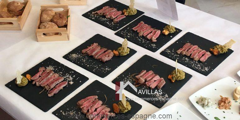 Benidorm-restaurant-avillas-commerces-COM30006 plat tapas