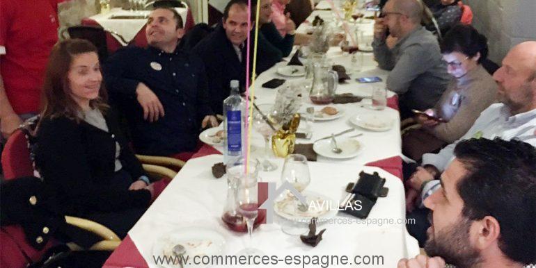 Benidorm-restaurant-avillas-commerces-COM30006 salle restaurant2