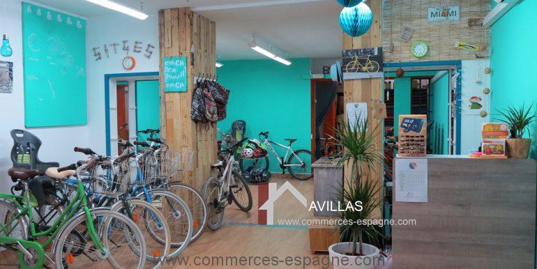location de vélo-sitges-avillas-commerces-espagne-2