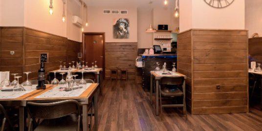 Malaga, Restaurant Bar, Costa del Sol