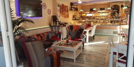 Empuriabrava, boulangerie, salon de thé