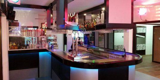 Rosas , bar restaurant avec terrasse