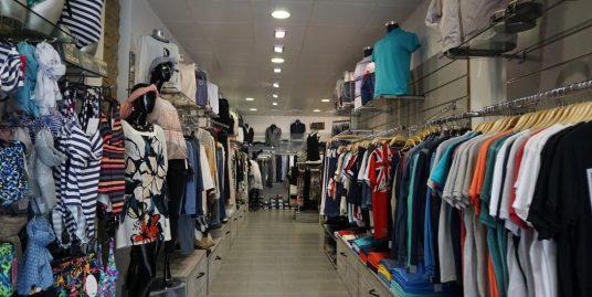 Rosas, magasin de vêtement femme et homme