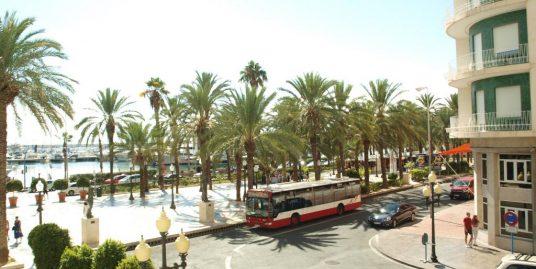 Alicante, restaurant emplacement numéro 1