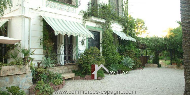 commerces-espagne-alicante-com35024-restaurant- entrée-restaurant