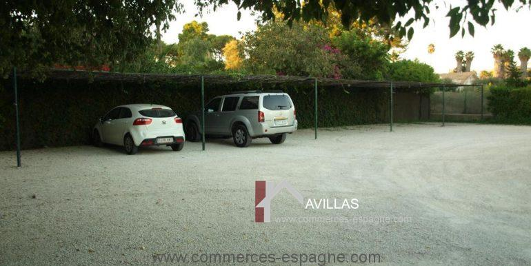 commerces-espagne-alicante-com35024-restaurant-parking-privé