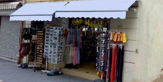 Rosas, Boutique de souvenirs, 150 m front de mer