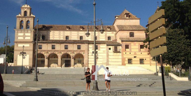 malaga-commerces-espagne-com42063-Basílica de Santa María de la Victoria (1)