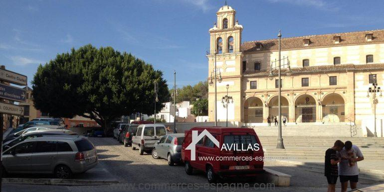 malaga-commerces-espagne-com42063-Basílica de Santa María de la Victoria (2)