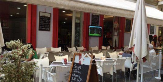 Malaga, bar restaurant costa del sol