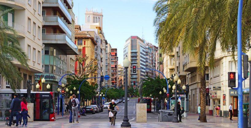 Alicante, Bar Restaurant, Costa Blanca