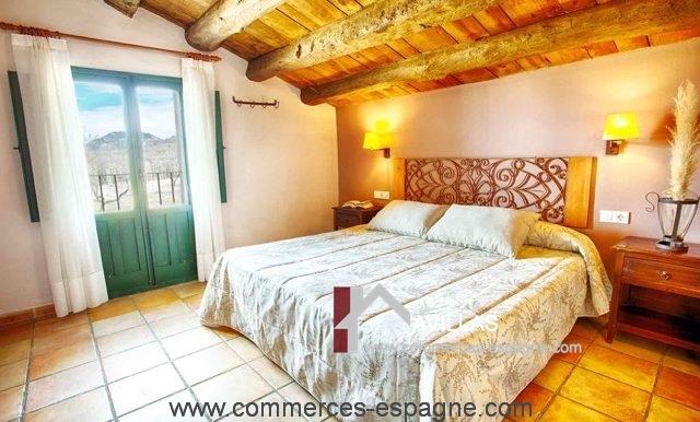 commerces-espagne-alicante-com35028-hotel-restaurant-chambre3