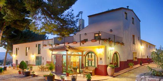 Alicante, Hôtel Restaurant