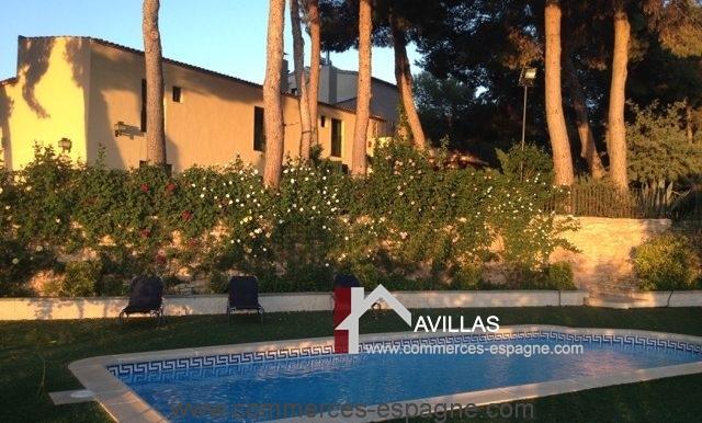commerces-espagne-alicante-com35028-hotel-restaurant-piscine
