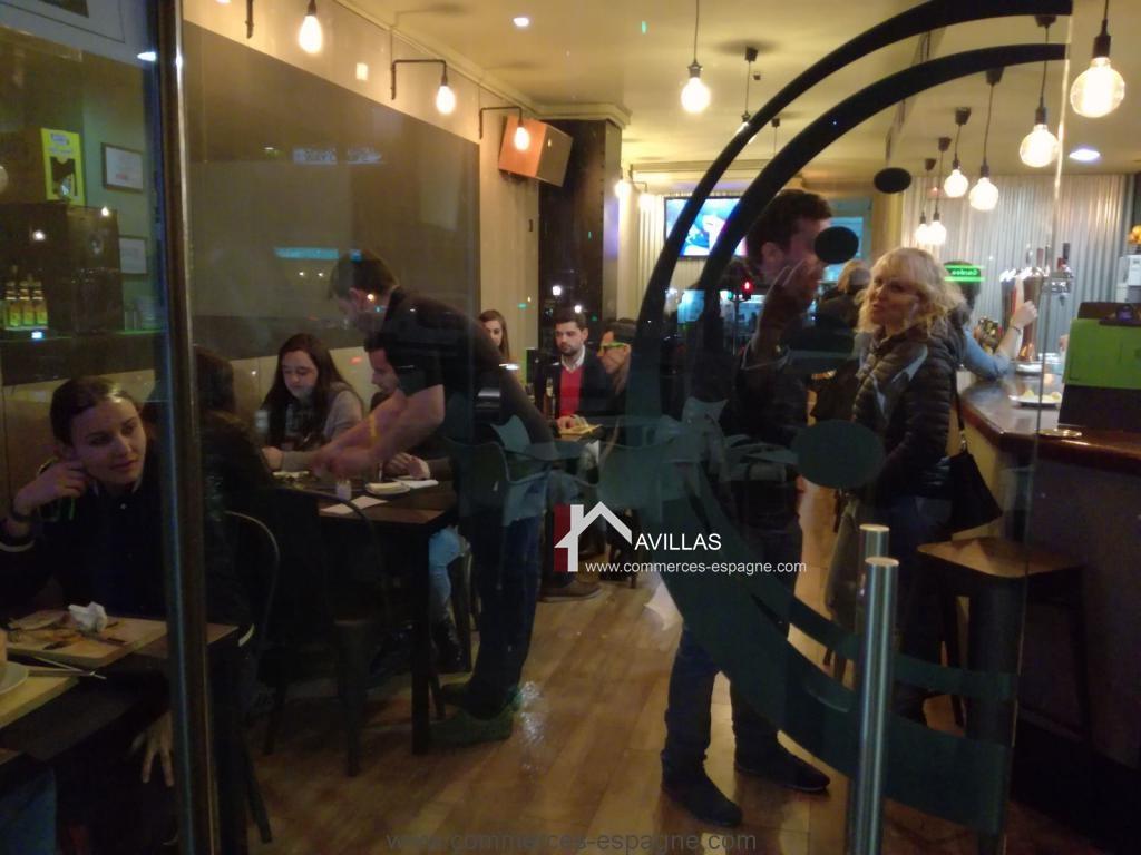 Alicante, Bar Tapas, Cafeteria centre ville