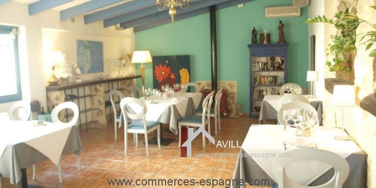 commerces-espagne-alicante--com35031-restaurant-salon-privé