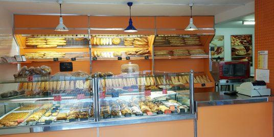 Benidorm, boulangerie centre ville