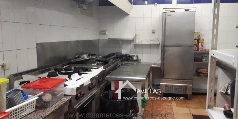commerces-espagne-café-restaurant-peniscola-COM12003-cuisine