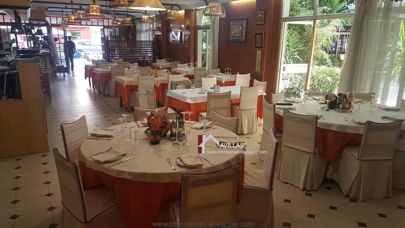 Cullera Espagne Pizzeria Bar Restaurant